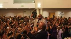 Pastor Jathan K. Austin Speaking at Mountaintop Faith Ministries in Las Vegas Nevada