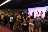 Alter Ministry at One Church Empowerment Center